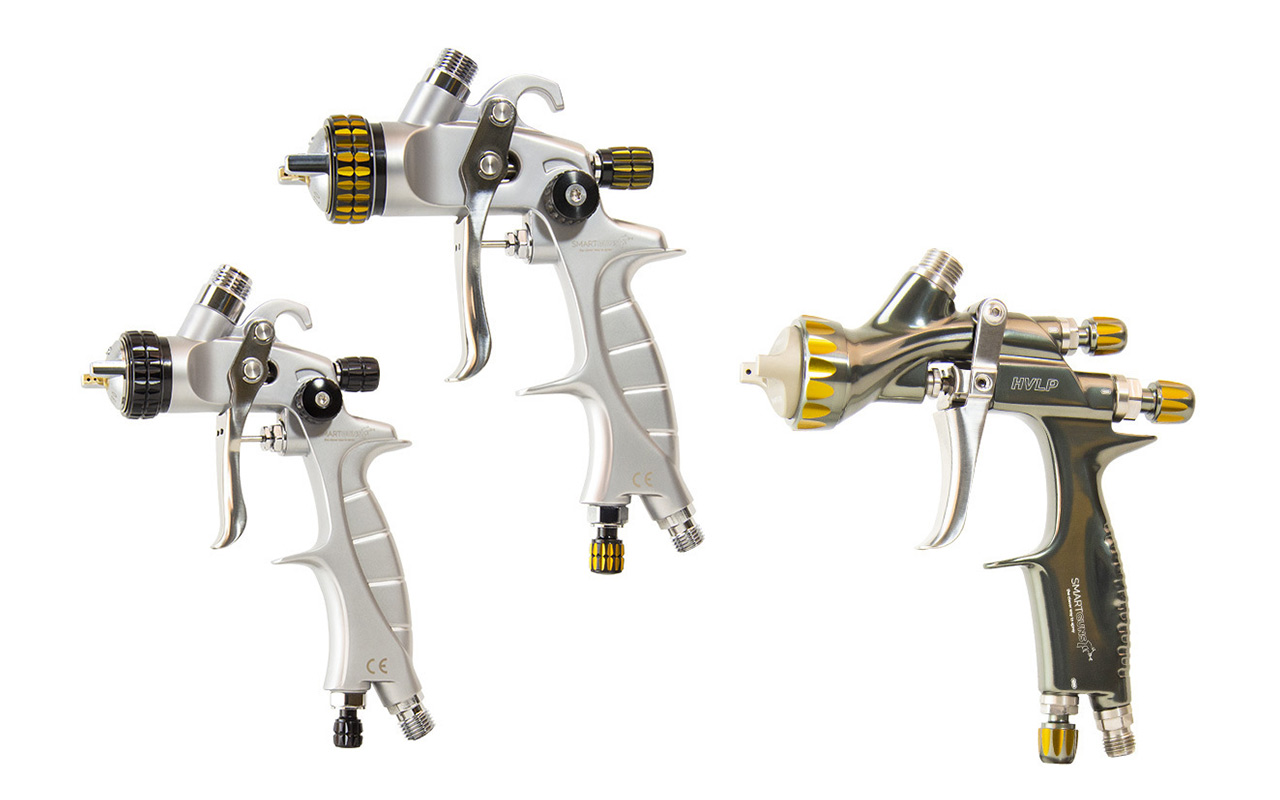 Photo of a spray gun